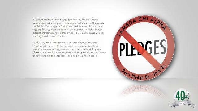 No pledges wallpaper